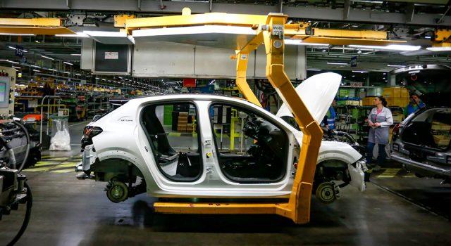 Photos : production de la nouvelle Peugeot 208 II à Trnava (Slo