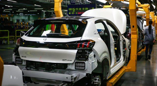 Lancement de la production de la Peugeot 208 II à l'usine de Kenitra au Maroc !