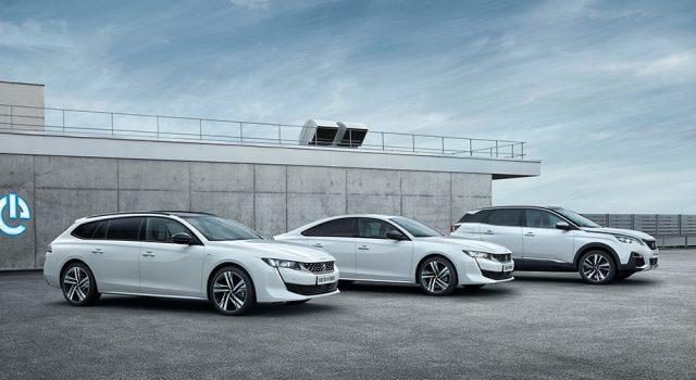 Les tarifs des Peugeot 3008, 508 et 508 SW Plug-in HYbrid !