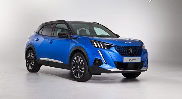 Photos : premier contact avec les nouvelles Peugeot 2008 II !