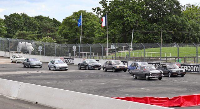 Photos : les Peugeot à l'honneur au festival « Liberté, Egali