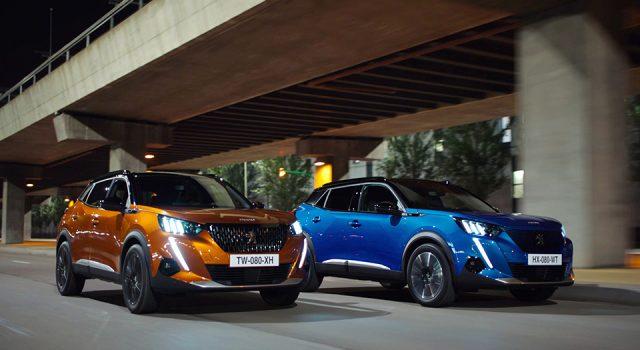 Design nouvelle Peugeot 2008 II – Vidéo officielle (2019)