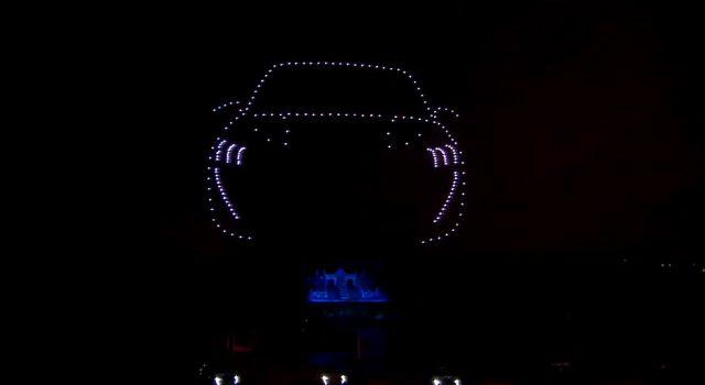 Vidéo : La Nuit 208, un show aérien inédit pour la nouvelle Peugeot 208 II !