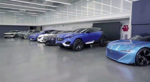 Vidéo : Jean-Philippe Imparato nous ouvre les portes de l'ADN de Peugeot !