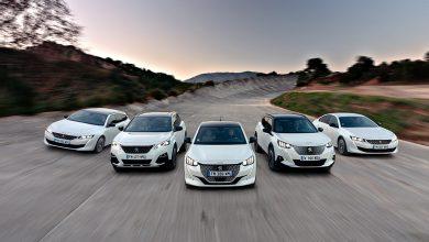 Photos officielles des essais de la gamme Peugeot Plug-in HYbrid
