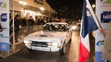 Départ du Rallye Neige et Glace 2020 au Musée de l'Aventure Peugeot !