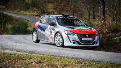 Peugeot 208 Rally Cup : ouverture de la saison 2020 !