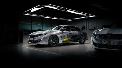 Photos : Peugeot dévoile la 508 Peugeot Sport Engineered de sé