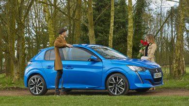 Peugeot e-208 : la meilleure voiture pour la Saint Valentin ?