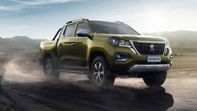 Peugeot Landtrek : le nouveau pick-up du Lion se dévoile en pho