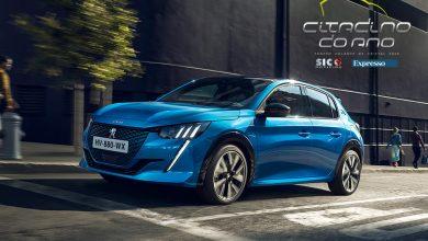 La nouvelle Peugeot 208 est élue Citadine de l'Année 2020 au Portugal !