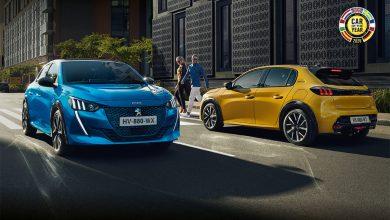 La Peugeot 208 II est élue Voiture de l'Année 2020 !