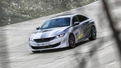 Photos : la 508 Peugeot Sport Engineered sur le circuit de Terramar !