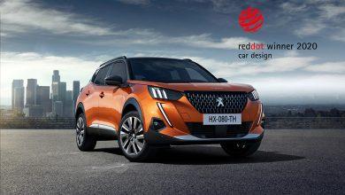 Red Dot Product Design Award 2020 : les nouvelles Peugeot 208 et 2008 récompensées