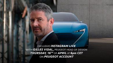 Rendez-vous avec Gilles Vidal pour un Live Instagram exclusif