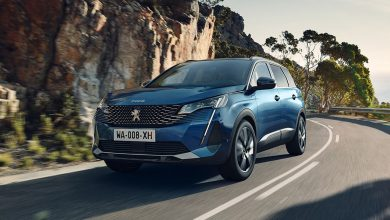 Photo Peugeot 5008 II restylée (2020)