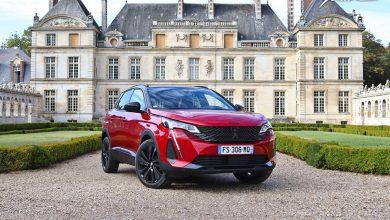 Photo essai Peugeot 3008 II et 5008 II restylées (2020)