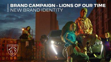 Publicité Peugeot : campagne de marque «The Lions of our Time» (2021)