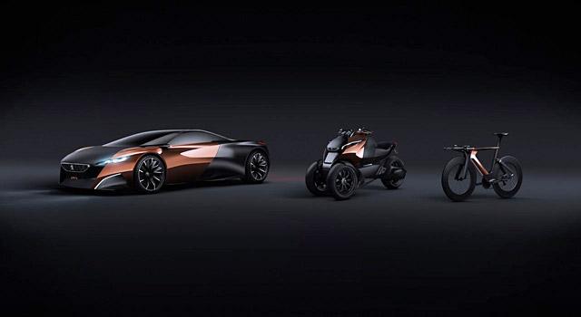 Concepts Peugeot