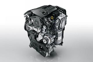 Moteur diesel Peugeot BlueHDi