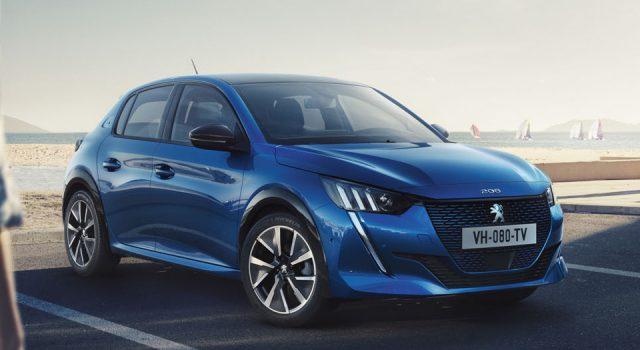 Les Tarifs et Options de la Peugeot 208