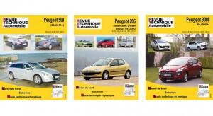 Revues Techniques Automobiles Peugeot