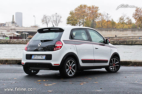 essai comparatif la peugeot 108 face la renault twingo 3 essais f line. Black Bedroom Furniture Sets. Home Design Ideas