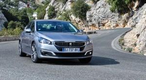 Essai nouvelle Peugeot 508 restylée