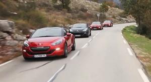 Essais Peugeot RCZ R