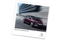 Catalogue Peugeot 108