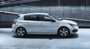 Brochures et Documentations de la Peugeot 308