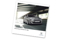 Catalogue Peugeot 308