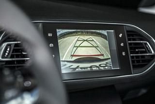 Caméra de recul Peugeot 308