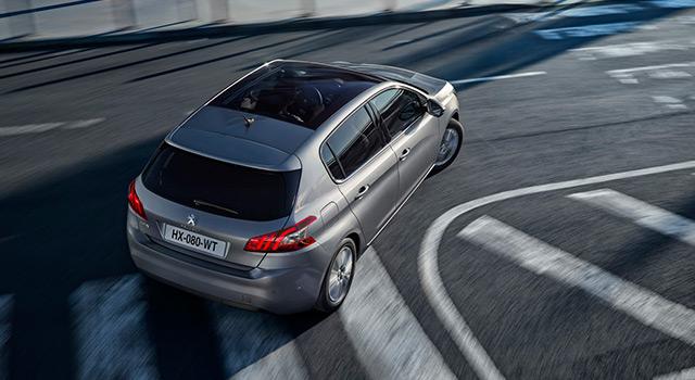 Design Peugeot 308