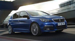 Les Tarifs et Options de la Peugeot 308