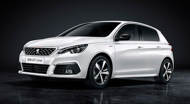 Peugeot 308 gt la berline compacte et dynamique 1 6 e for Interieur 308 gt line