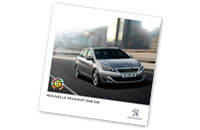 Catalogue Peugeot 308 SW