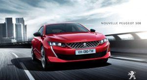Brochures et Documentations de la Peugeot 508
