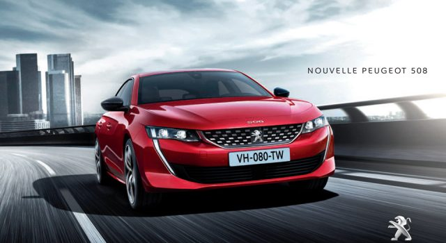 Brochures et Documentations de la Peugeot 508