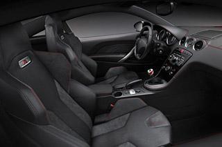 Intérieur Peugeot RCZ R