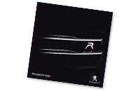Catalogue Peugeot RCZ R