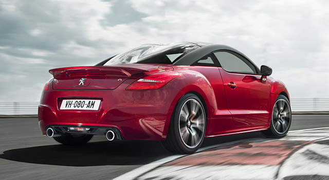 peugeot rcz r sportive radicale by peugeot sport 1 6 thp 270 ch f line. Black Bedroom Furniture Sets. Home Design Ideas