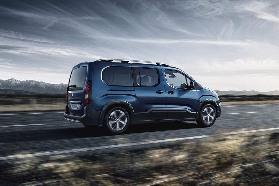 Photo Peugeot Rifter