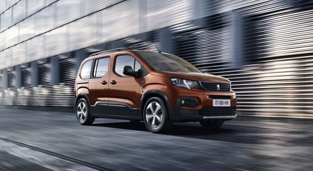 Brochures et Documentations du Peugeot Rifter