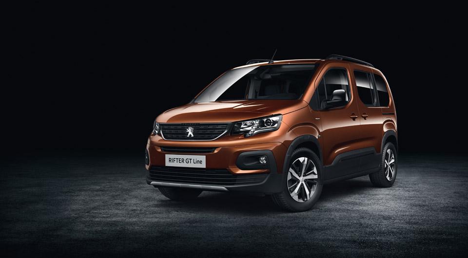 Personnalisation du Peugeot Rifter