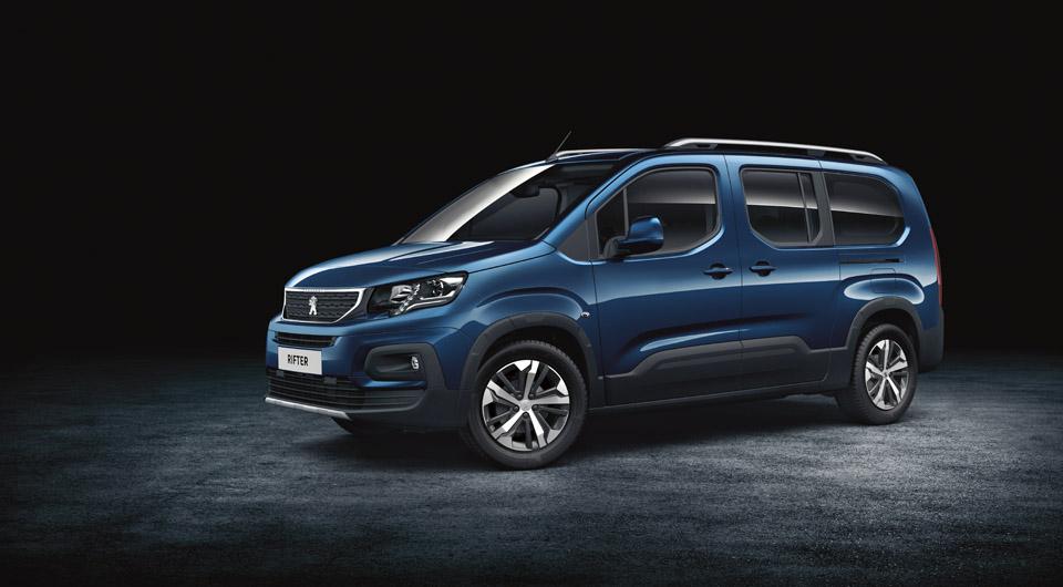 Les Tarifs et Options du Peugeot Rifter