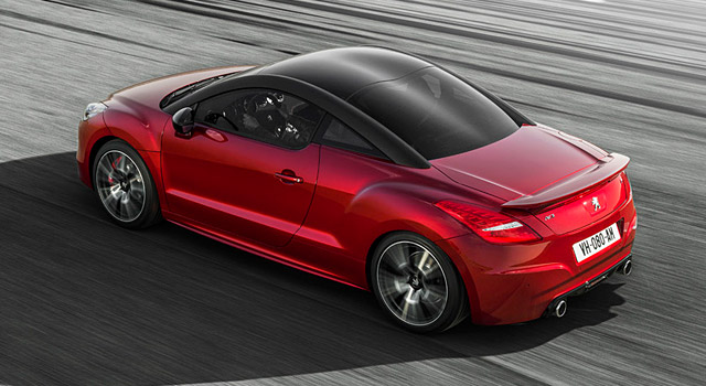 les tarifs de la peugeot rcz r enfin d voil s 42 900 news f line. Black Bedroom Furniture Sets. Home Design Ideas