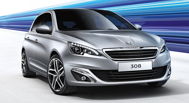 location nouvelle peugeot 308 offre de lancement 45 par jour news f line. Black Bedroom Furniture Sets. Home Design Ideas