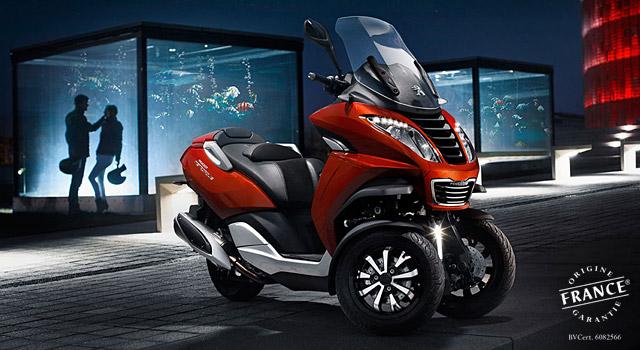 Peugeot Metropolis - Origine France Garantie