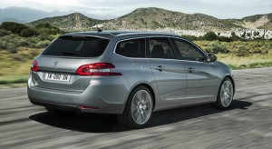 Nouvelle Peugeot 308 break SW